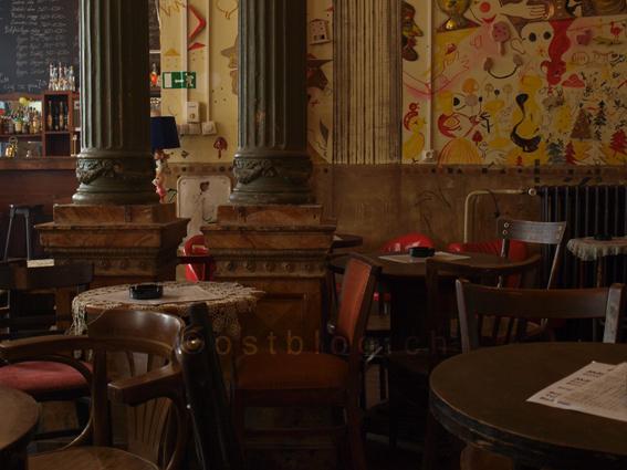 Budapest Csendes Cafe