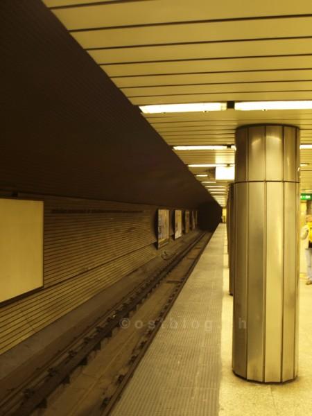 Budapest U-Bahn Ferenc körùt