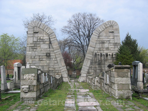 Friedhof in Belgrad, Bogdan Bogdanović