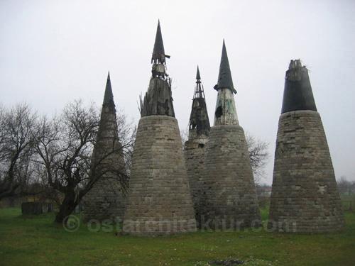Denkmal in Vukovar (Kroatien), Bogdan Bogdanović