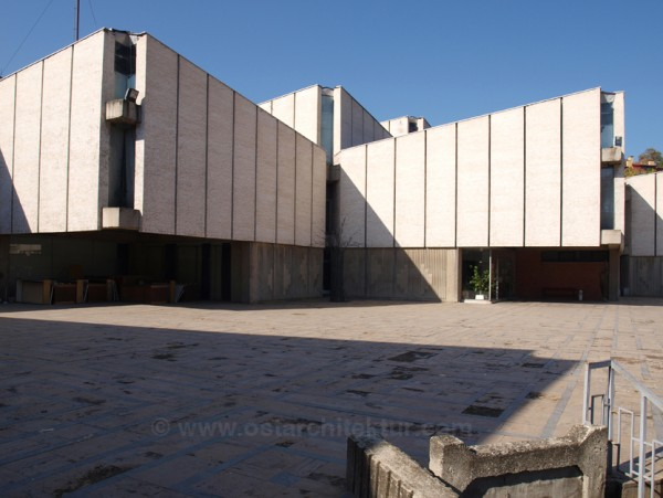 Nationalmuseum Mazedonien, Skopje